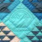 Quilt Amish Basket Crib
