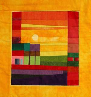 Opening internationale handwerk en quilttentoonstelling berthi 39 s weblog - Wandbilder aus stoff ...