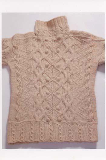 Ierse Trui.Textielpost Ierland I Berthi S Weblog